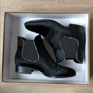 Nicole Miller Artelier black boots
